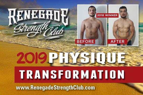 renegade strength club coupon